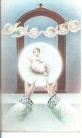 Souvenir D'un Frère De Lormoy. Frère Allouise à L'Alumniste J. Gayot. Ecole De L'Ermitage 1945. - Images Religieuses