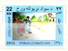 Afghanistan 2011 World Literacy Day Alphabétisation Alphabetisierung Culture Kultur - Afghanistan