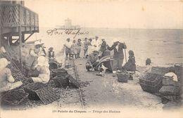 17- LE CHAPUS- POINTE DU CHAPUS- TRIAGE DES HUITRES - France