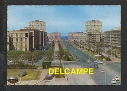 DF / 76 SEINE MARITIME / LE HAVRE / L' AVENUE FOCH ET VOITURES ANCIENNES - Le Havre