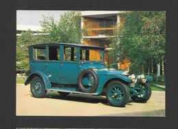 VOITURES DE TOURISME - AUTOMOBILE - VOITURE ANCIENNE - LIMOUSINE ROLLS ROYCE SILVER GHOST 1912 - LA FONDATION CRAVEN - Voitures De Tourisme