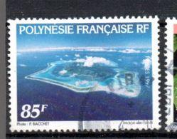 POLYNESIE OB YT N°539 - Oblitérés