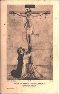 Souvenir De La Mission Prêchée Par Les RR. PP. Martin Mouthiez Dominicains. Noeux Les Mines Sainte Barbe Décembre 1938 - Images Religieuses