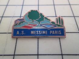 SP08 / PINS PIN'S Rare Et De Belle Qualité : THEME ASSOCIATIONS / A.S  MESSINE PARIS - Associations