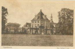 Apeldoorn 1921; Kon. Stallen 't Loo - Gelopen. (J. H. Schaefer - Amsterdam) - Apeldoorn