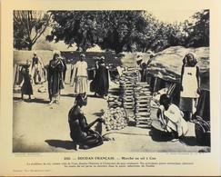"""SOUDAN FRANCAIS - N°250 Marché Au Sel à GAO - Collection """"Pour L'Enseignement Vivant"""" - Colonies Françaises - TBE - Collections"""