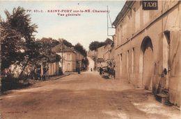 17-SAINT-FORT-SUR-LE-NE- VUE GENERALE - France