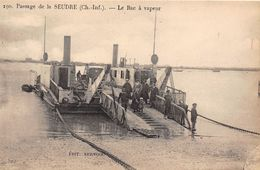 17-PASSAGE DU SEUDRE- LE BAC A VAPEUR - France