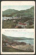 Croatia-----Slano-----old Postcard - Croatia
