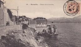 13 / MARSEILLE / CHEMIN DE LA CORNICHE / NANCY 156 / DIFFICILE A TROUVER - Marseille