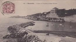 13 / MARSEILLE / ANSE DU PROPHETE ET HOTEL ROUBION / NANCY 110 - Marseille