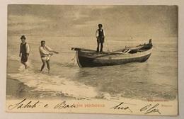 SCENE PESCHERECCE - RITORNO - VIAGGIATA FP - Pesca
