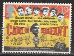 Gran Bretagna 2008 Carry On Sergeant - Film - 1952-.... (Elizabeth II)