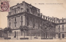 13 / MARSEILLE / CASERNE SAINT CHARLES / AILE GAUCHE / NANCY 172 / - Marseille