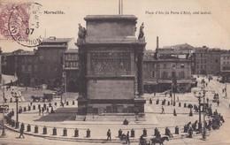 13 / MARSEILLE / PLACE D AIX / COTE LATERAL / NANCY 53 - Marseille