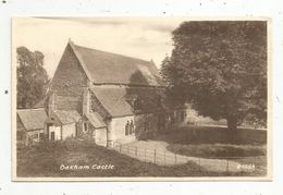 Cp, Angleterre , Rutland ,OAKHAM Castle ,vierge , Ed. Frith & Co - Rutland
