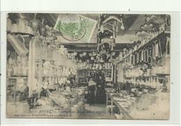 Bruges - Interieur Du Grand Bazar Anglais , Rue Longue 166 , Uitg Galerie Brugeoises, Dyver,5, Verzonden 1910 - Brugge