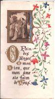 Souvenir Communion Jacqueline Hanquez. Sainte Barbe Noeux Les Mines. 1952. - Images Religieuses