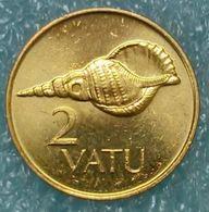 Vanuatu 2 Vatu, 2002 ↓price↓ - Vanuatu