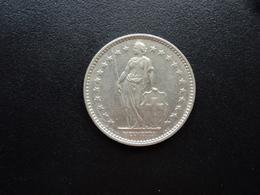 SUISSE : 2 FRANCS   1970    KM 21a.1      SUP - Switzerland