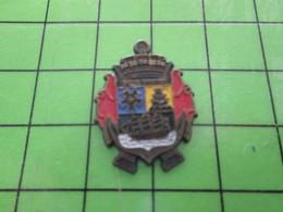 313i / PINS PIN'S Rare Et De Belle Qualité : THEME POMPIERS / MARINS POMPIERS ANCRE DE MARINE BLASON ECUSSON ARMOIRIES - Firemen