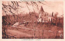 TOUFFAILLES - ( 82 ) - L'eglise - Other Municipalities
