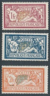 "CC-61:FRANCE: Lot Avec ""MERSON""  N °121**-123NSG-145** - 1900-27 Merson"