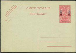 CONGO BELGE - RUANDA URUNDI  / 1948 ENTIER POSTAL SURCHARGE (ref 516) - Stamped Stationery