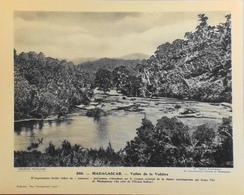 """MADAGASCAR - N°266 Vallée De La VOHITRA - Collection """"Pour L'Enseignement Vivant"""" - Colonies Françaises - TBE - Collections"""