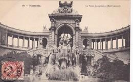 13 / MARSEILLE / PALAIS LONGCHAMP / MOTIF CENTRAL / NANCY 191 / LA PLUS DURE A RECONNAITRE !!! - Marseille
