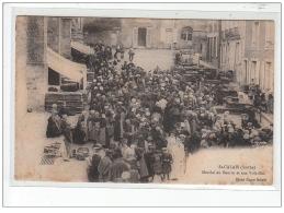 SAINT CALAIS - Marché Au Beurre Et Aux Volailles - état (traces) - Saint Calais