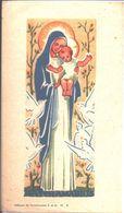 Mater Amabilis. Abbaye De Faremoutiers. - Images Religieuses