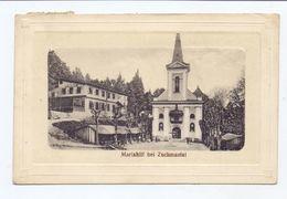 BÖHMEN & MÄHREN - MARIAHILF Bei Zuckmantel, Kirche Und Umgebung, Briefablage - Sudeten
