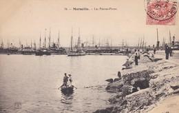 13 / MARSEILLE / LES PIERRES PLATES / NANCY 75 - Marseille