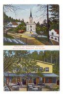 BÖHMEN & MÄHREN - MARIAHILF Bei Zuckmantel, Kirche, Restauration Edmund Weese, Postablage - Sudeten