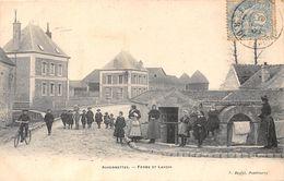 17-AUXONNETTES- FERME ET LAVOIR - France