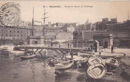 13 / MARSEILLE / ENTREE DU BASSIN DU CARENAGE / NANCY 86 - Marseille