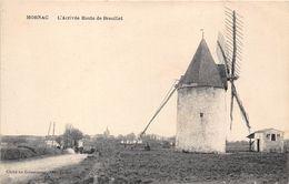 17-MORNAC- L'ARRIVEE ROUTE DE BREUILLET - France