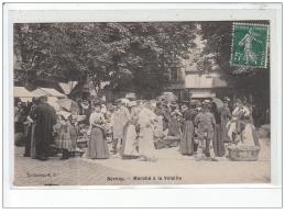 BERNAY - Marché à La Volaille - Très Bon état - Bernay