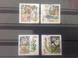 Tunesië / Tunisia - Complete Set Medicinale Planten 2011 - Tunesië (1956-...)