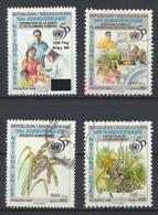 °°° MADAGASCAR - NATIONS UNIES - 1995 °°° - Madagascar (1960-...)