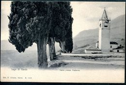 Lago Di Garda, Gardasee, Gaino Presso Moderno, Vor 1905, F. Amonn, Bozen, K 1043 - Verona