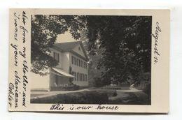 Aarau - Blumenhalde - Fotopostkarte Von 1927 - Switzerland - AG Argovie