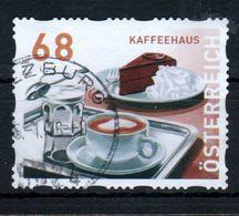 """Österreich 2017: Dispenser Marken """"Kaffeehaus"""""""" Gestempelt (siehe Foto - 1945-.... 2. Republik"""