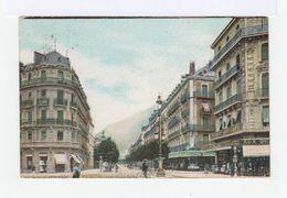 Grenoble. Le Boulevard Gambetta. (3049) - Grenoble