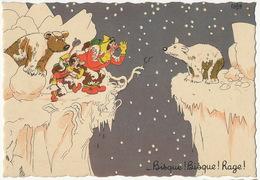 Alpinisme Ours Blanc Polar Bear - Alpinisme