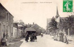 Charentonnay - Route De Sancergues - Francia