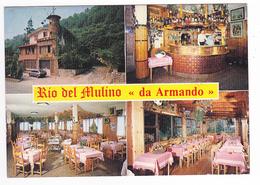 Italie Liguria Ristorante Rio Del Mulino Da Armando Dolceacqua Chiuso Il Lunedi En 1985 Citroën GS Seule - Unclassified