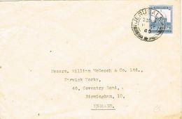 29260. Carta JERUSALEM (Palestina) 1945 - Palestina