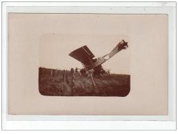 COUVRELLES - CARTE PHOTO - Avion écrasé Dans Un Champ - Très Bon état - Autres Communes